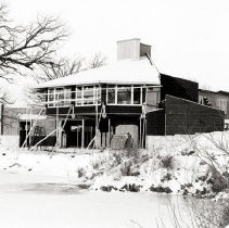 Image of Spring Grove Camp - Buildings - Construction of Lodge - 1978 - pc-6-3-1-c-m