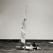 Image of Hazelhurst Camp Summer Activities - Sailing