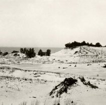 Image of Dunes, Indiana - View of the Dunes