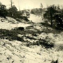 Image of Dunes, Indiana - Views of Different Areas of Dune Park (Miller) - pc-6-6-13-c-m