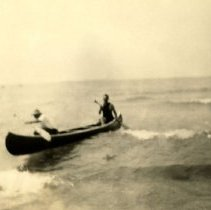 Image of Dunes, Indiana - Beach Acitivites - Boating, Canoeing - pc-6-6-8-b2-m