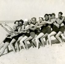 Image of Dunes, Indiana - Beach Activities - Beach Party - pc-6-6-9-a-m