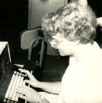 Image of CHS - Student on Computer?