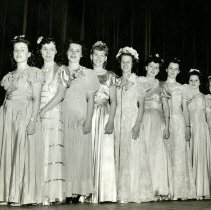 Image of CHS - Girls in Gowns