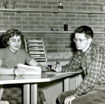 Image of CHS - Students working at table