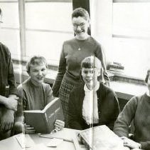 Image of CHS - Students studying