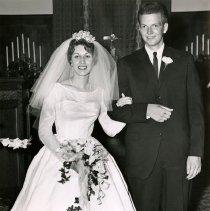 Image of Bride and Groom                                                                                                                                                                                                                                                - weddingsann-011