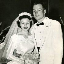 Image of Bride and Groom                                                                                                                                                                                                                                                - weddingsann-094