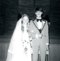 Image of Bride and Groom                                                                                                                                                                                                                                                - weddingsann-193