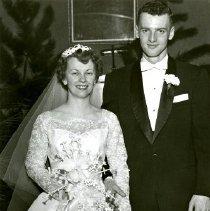 Image of Bride and Groom                                                                                                                                                                                                                                                - weddingsann-318