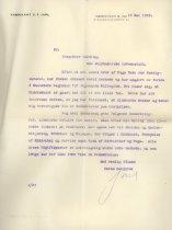 Image of Det andet brev . The second letter