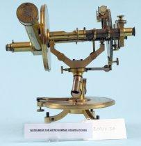 Image of Instrument for astronomiske observationer. Instrumentet er brugt til undervisning.