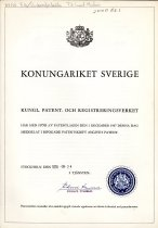Image of Patent nr. 7114749-0