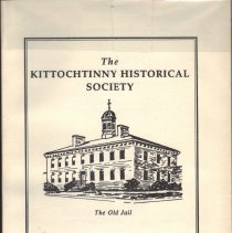 Image of Kittochtinny Historical Society Papers, September 1984 to May 1987
