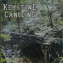 Image of Keystone Canoeing: - Guide to Canoeable Waters of Eastern Pennsylvania.