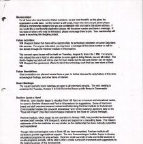 Image of 1995 Aug Newsletter p 3