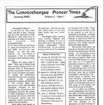 Image of 2000.3.1 - Conococheague Pioneer Times