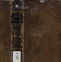 Image of Sketches of the Life and Character of Patrick Henry. - Spine title : Wirt's Life of P Henry