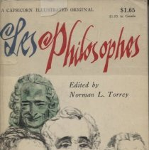 Image of Les Philosophes - Philosophers of the Enlightenment and Modern Democracy.
