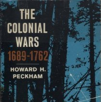 Image of Colonial Wars, 1689-1762