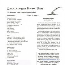 Image of 2012.627.4 - Conococheague Pioneer Times