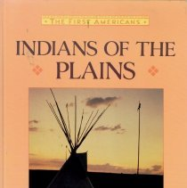Image of Indians of the Plains.