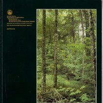 Image of Forrest Health Assessment for the Northeastern Area, 1993 - A joint publication of the USDA Forest Service Northeastern Area (NA) and Northeastern Forest Research Experiment Station (NE).