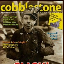 Image of Cobblestone: April 2011, v.32 # 4 : 