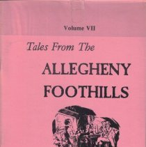 Image of Tales From the Allegheny Foothills, Volume 7.