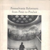 Image of Pennsylvania Reformers: From Penn to Pinchot.