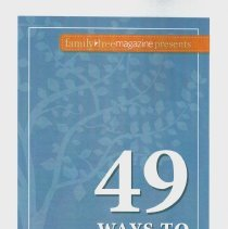 Image of Family Tree Presents: 49 Ways to Discover Your Roots. - 49 Ways to Discover Your Roots.
