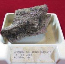 Image of ARAGONITE, CONGLOMERATE - Rock