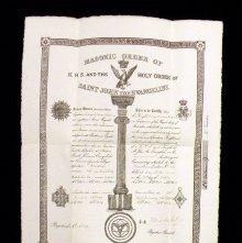 Image of Patent certificate belonging to Lafayette Oscar Holloman, Jr.