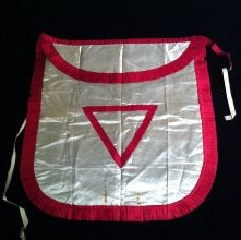 Image of Apron, Fraternal - 245