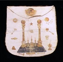 Image of Apron, Fraternal - 249