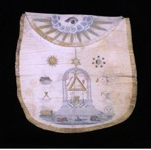Image of Apron, Fraternal - 284