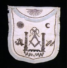 Image of Apron, Fraternal - 294