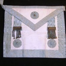 Image of Apron, Fraternal - 507