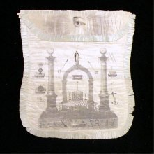 Image of Apron, Fraternal - 525