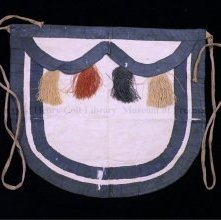 Image of Apron, Fraternal - 621