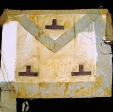 Image of Apron, Fraternal - 641