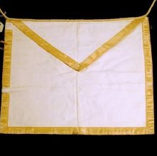 Image of Apron, Fraternal - 645
