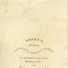 Image of Lincoln Photo 2 (reverse)
