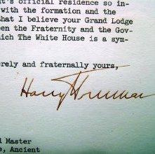 Image of 788.3 Truman Letter Signature Detail