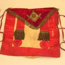 Image of Apron, Fraternal - 798