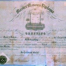 Image of 88.71 - Certificate, Membership