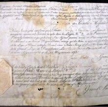 Image of 897 - Certificate, Membership