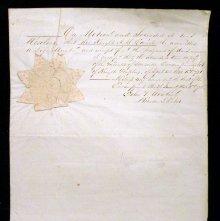 Image of 92.16.4 - Certificate, Membership