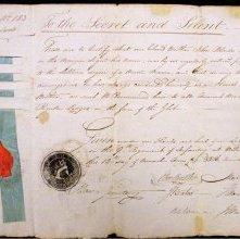 Image of 986.1 - Certificate, Membership
