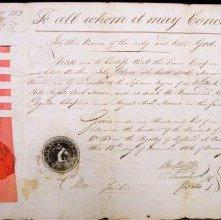 Image of 986.2 - Certificate, Membership
